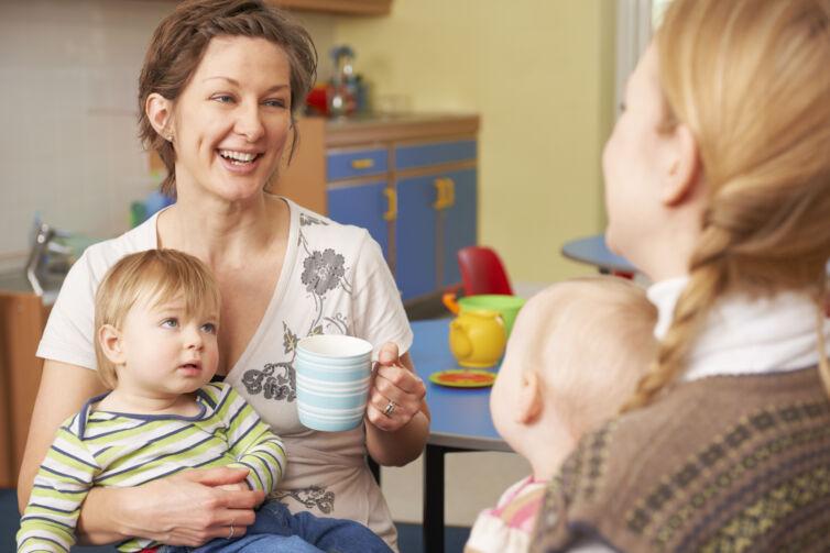 Eltern-Kind-Cafe